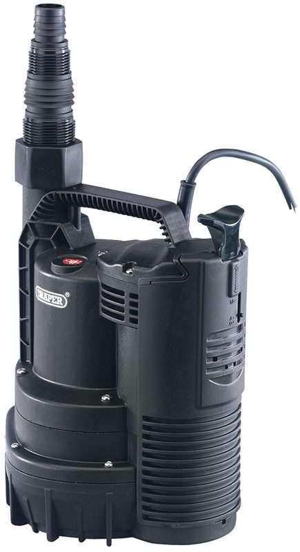 Draper 120L/Min (Max.) 300W Submersible Water Pump 230V