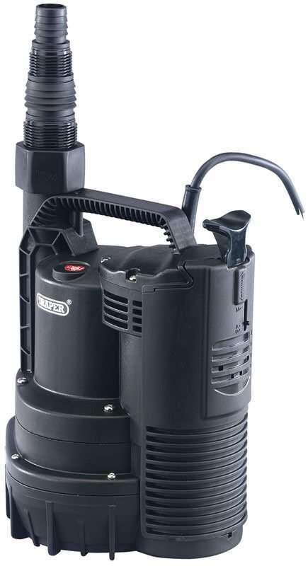 Draper 195L/Min (Max.) 600W  Submersible Water Pump 230V