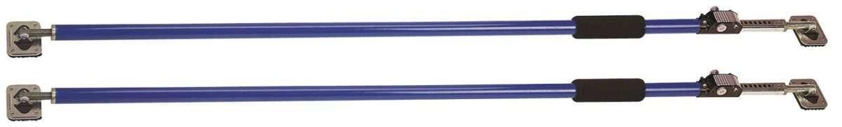 Draper Pair of Quick Action Telescopic Support Rods