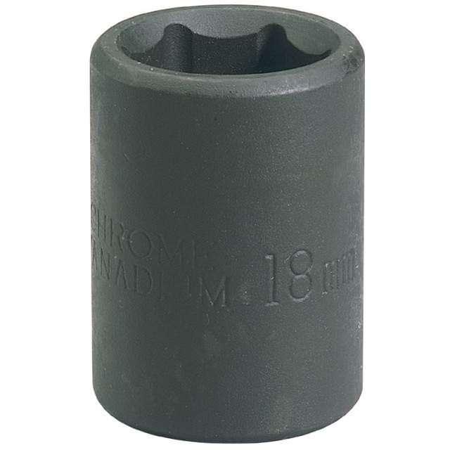 "Draper 1/2"" Square Drive Impact Socket (Sold Loose)"