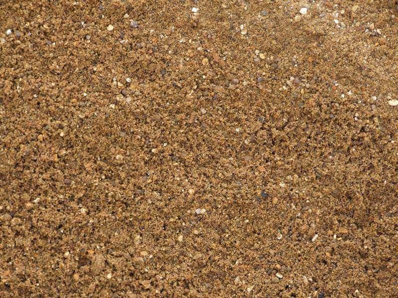 25kg Sharp Sand