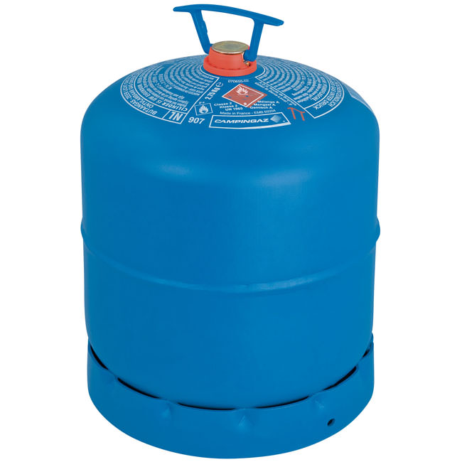 Calor/Campingaz 907 Cylinder Purchase/Refill