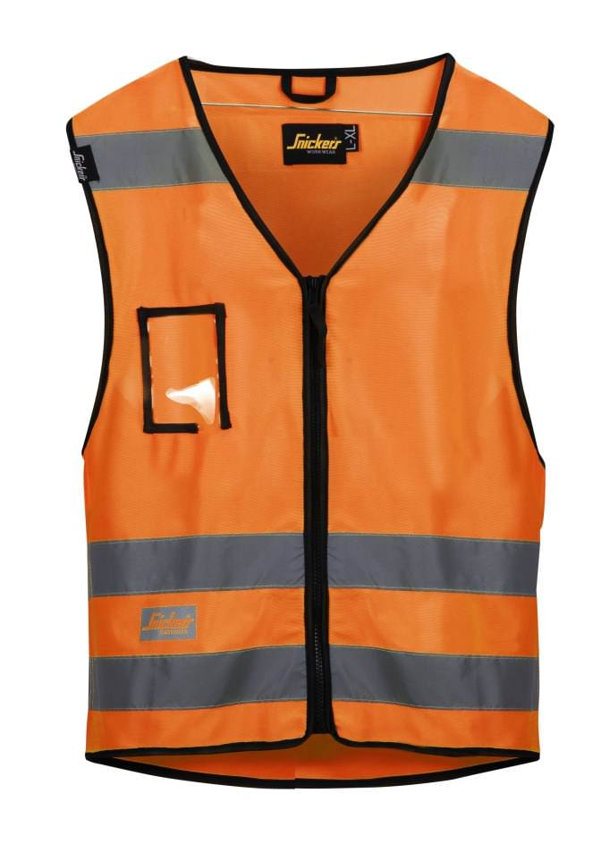 Snickers 9153 High-Vis Vest, Class 2