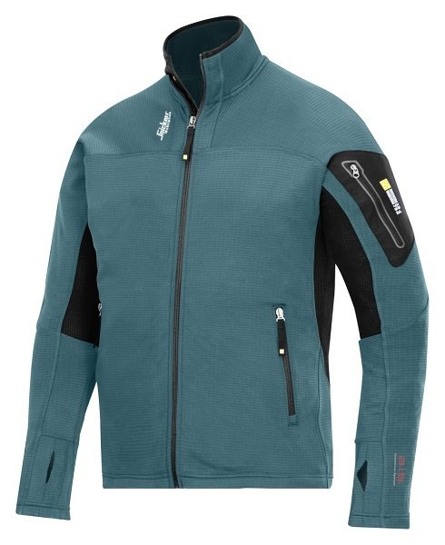 b1152663 Snickers 9438 Body Mapping Micro Fleece Jacket | Sibbons