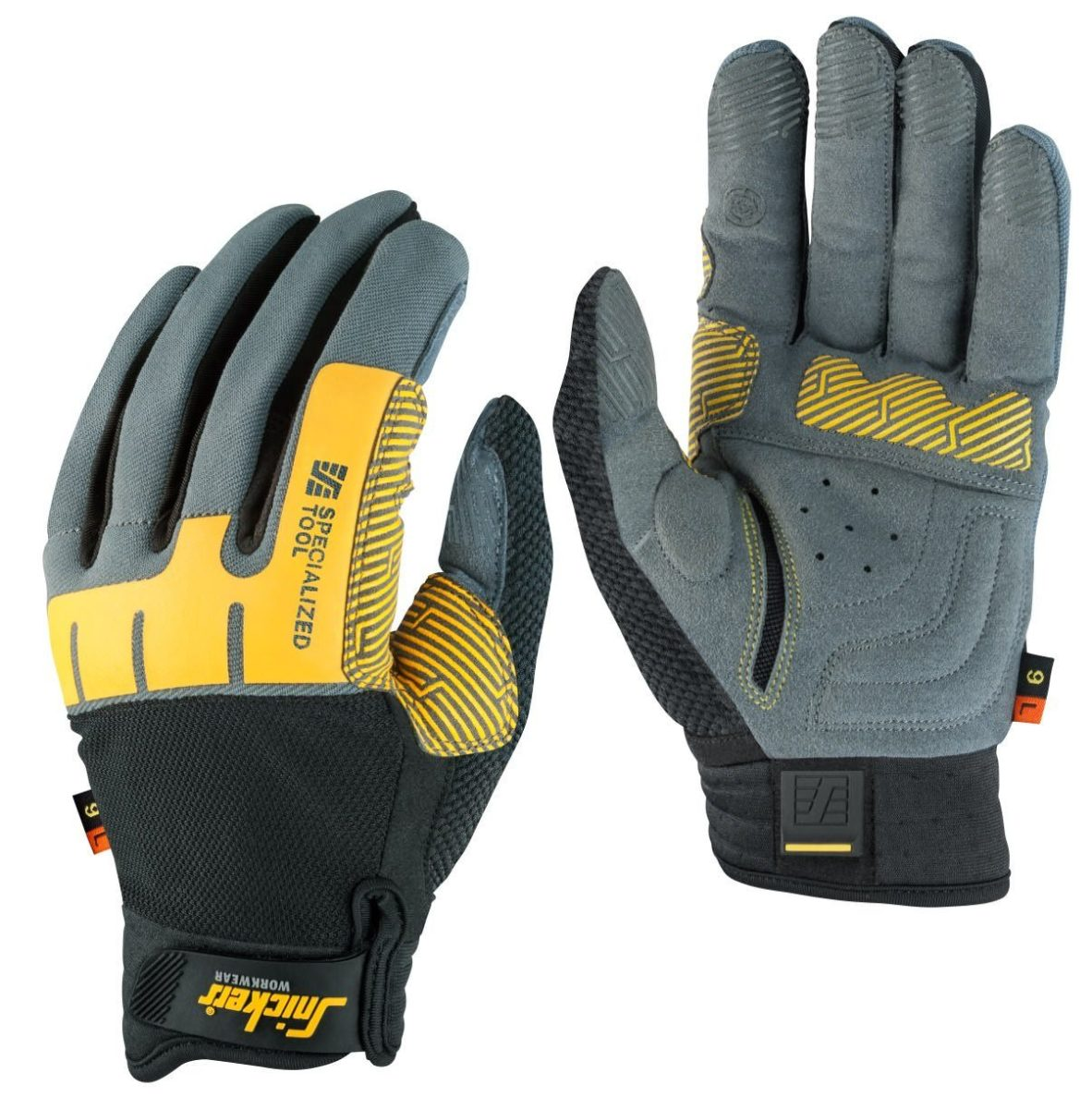 Snickers 9597 Specialised Tool Glove, Left (Single)