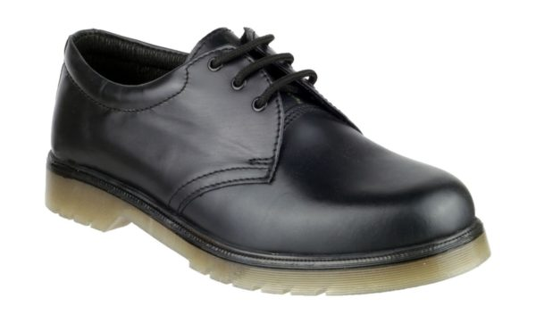 Amblers Aldershot Leather Gibson Non-Safety Shoe