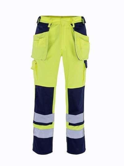 Mascot® Almas Yellow Holster Pocket Trousers
