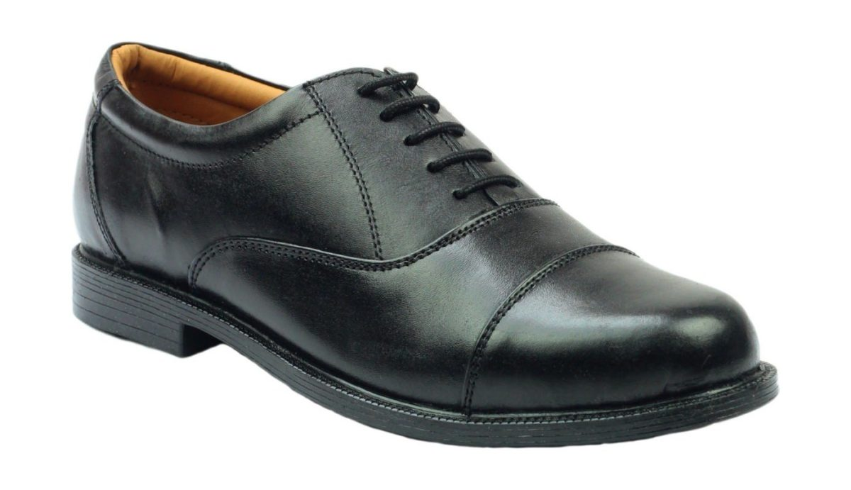 Amblers London Leather Oxford Non-Safety Shoe