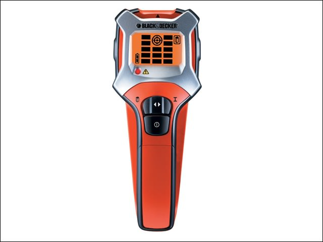 BDS303 Automatic 3 in 1 Stud, Metal & Live Wire Detector
