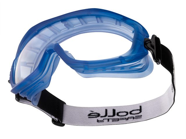 Bolle Atom Safety Goggles Clear