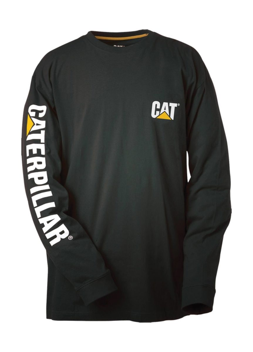 CAT Trademark Long Sleeved T-Shirt