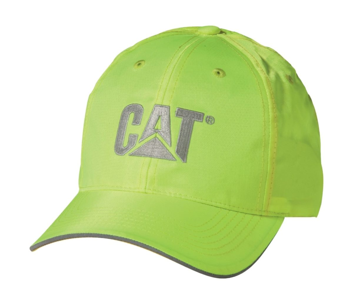 CAT Hi-Vis Trademark Cap