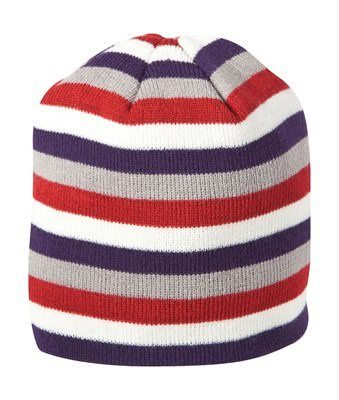 CAT Ladies Stripe Beanie