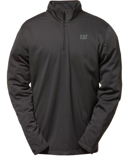 CAT Flex Layer 1/4 Zip Jumper