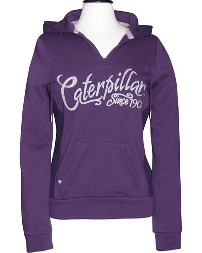 CAT Ladies Signature Hoody