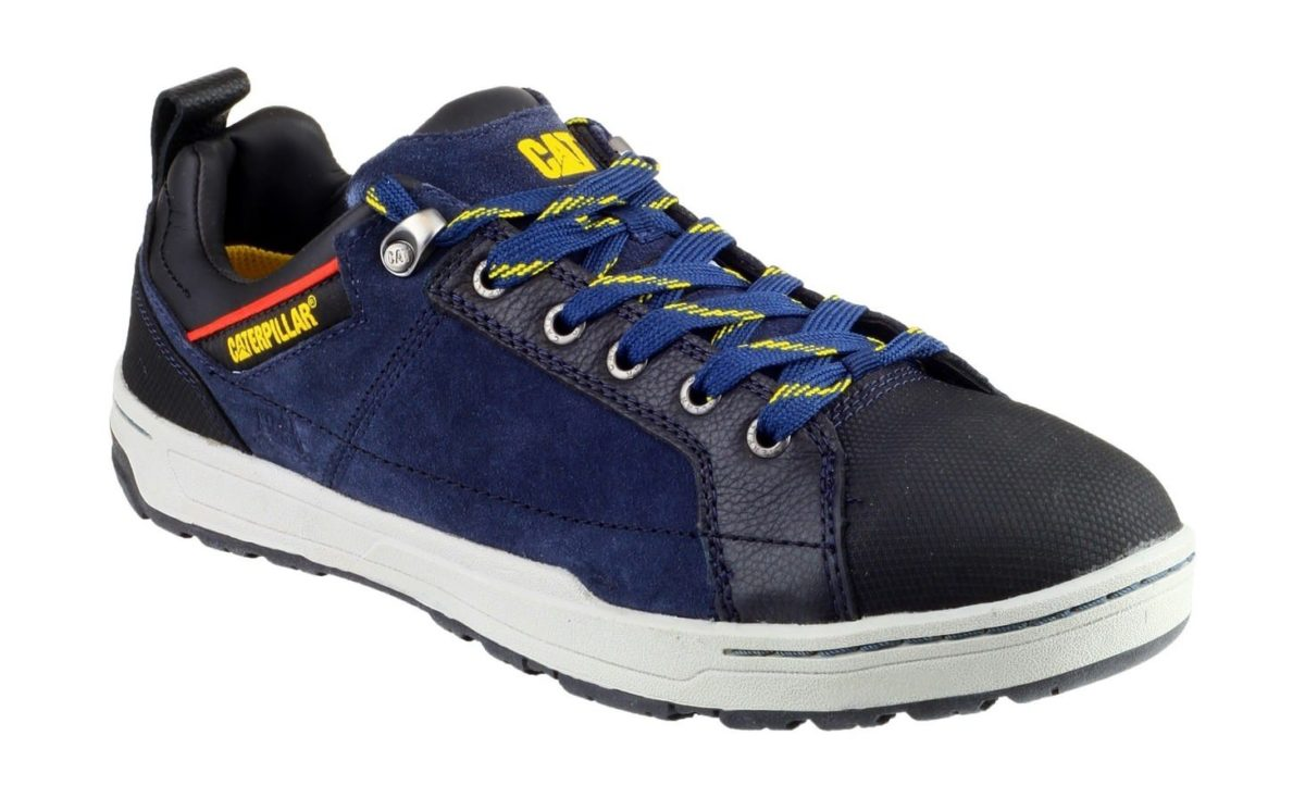 CAT Brode Lo Safety Trainers