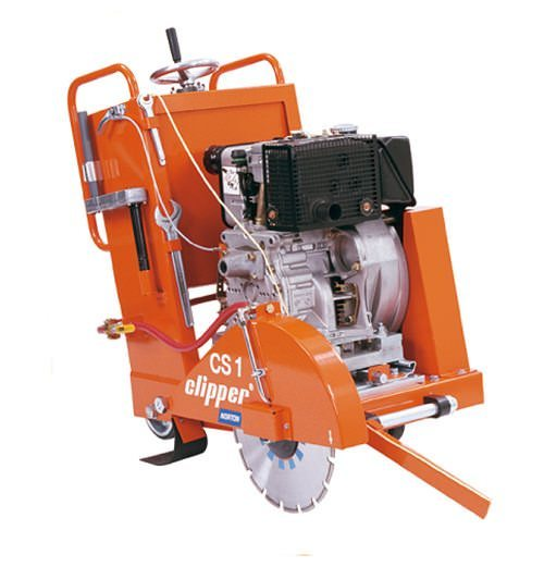 Petrol 350/450mm Floor Saw