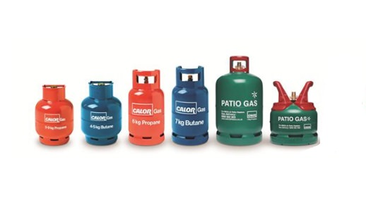 Calor Gas Cylinder Rental