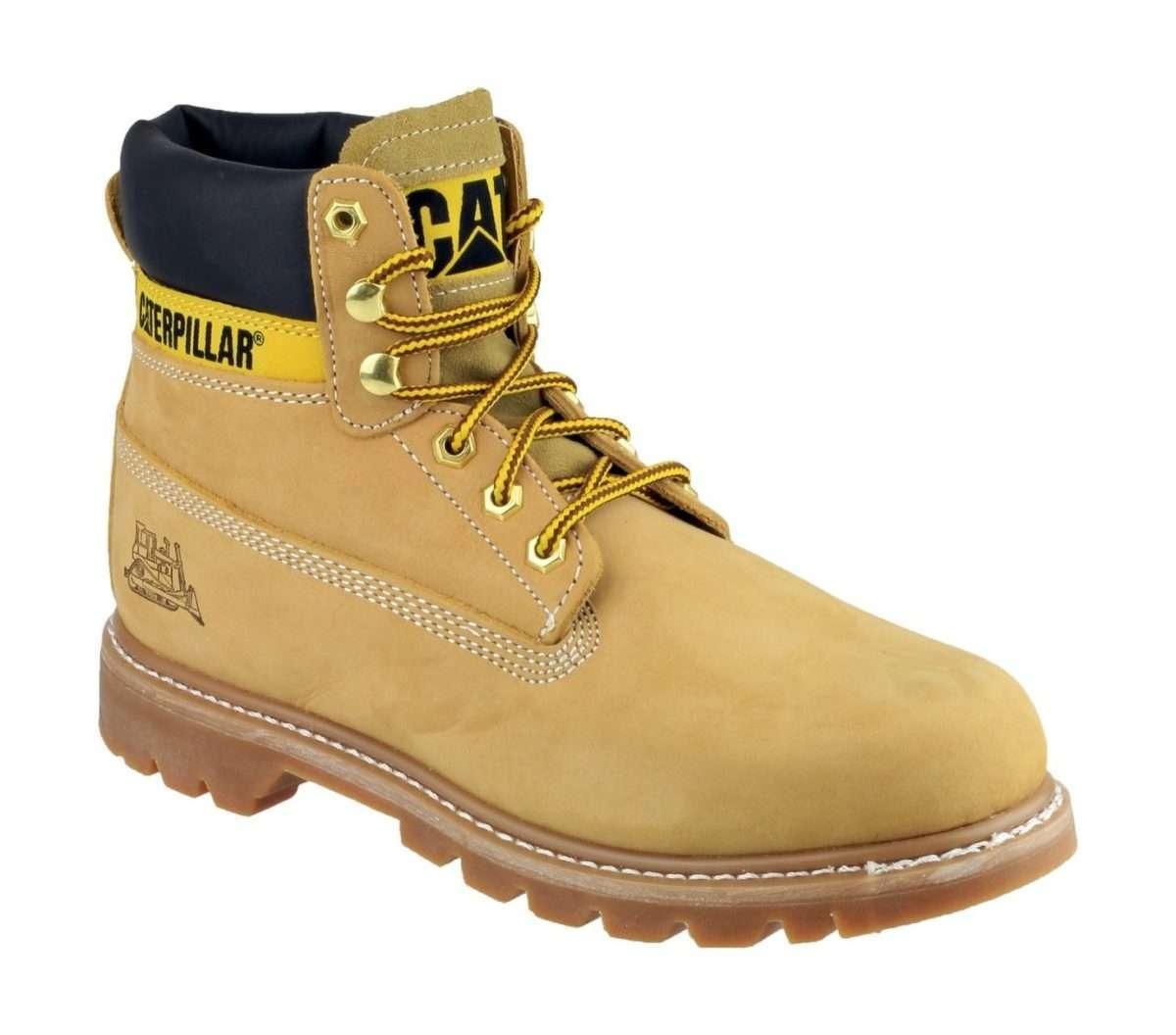 CAT Colorado Honey Non-Safety Boot