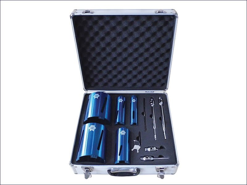 Diamond Core Drill Bit Set