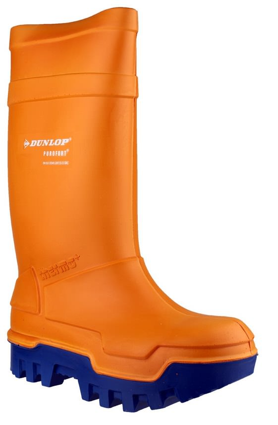 Dunlop C662343 Purofort Thermo+ Full Safety Wellington Boot