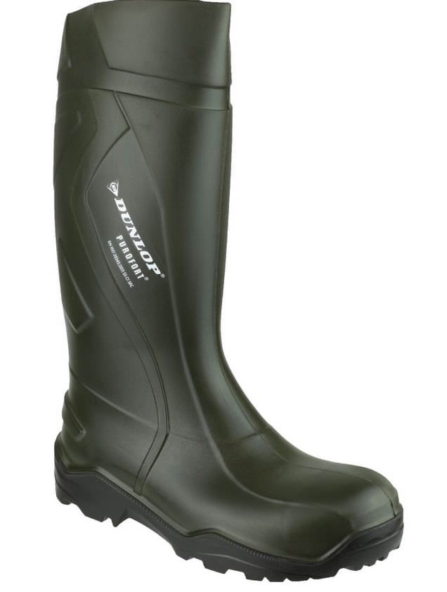 Dunlop C762933 Purofort+ Full Safety Wellington Boot
