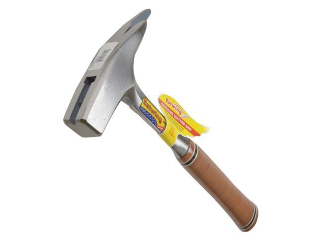 Estwing Roofers Pick Hammer Smooth Face - Leather Grip