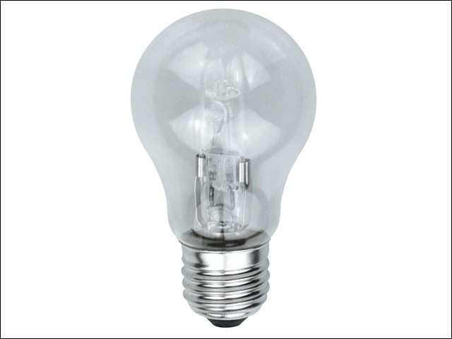 Energizer GLS ECO Halogen Bulb ES/E27 Edison Screw