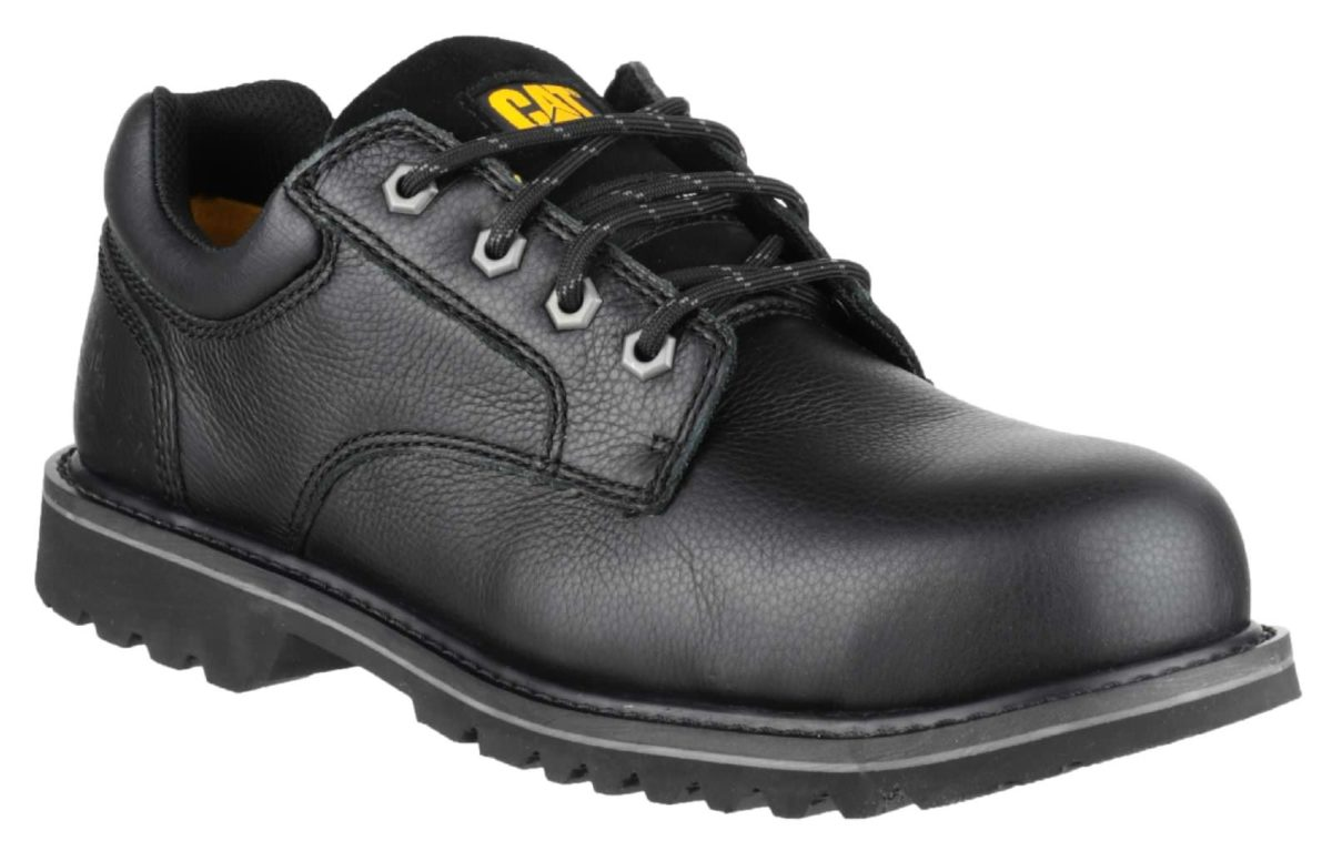 CAT Electric Lo Black Safety Shoe