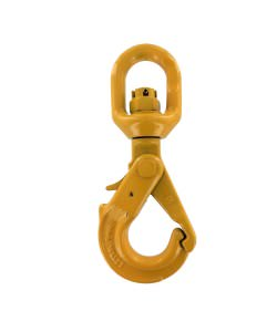 10mm Eye Self Locking Swivel Hook for 1 Leg Lifting Chain
