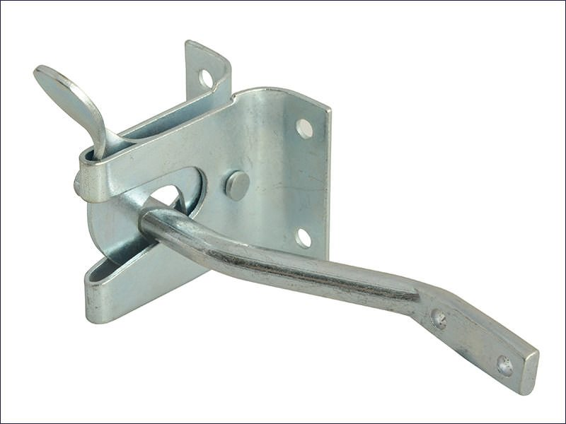Auto Gate Latch - Zinc Plated