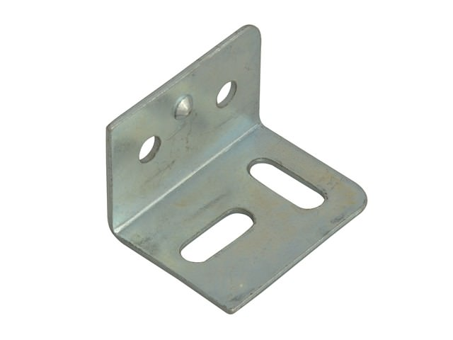 Stretcher Plates Zinc Plated 38mm