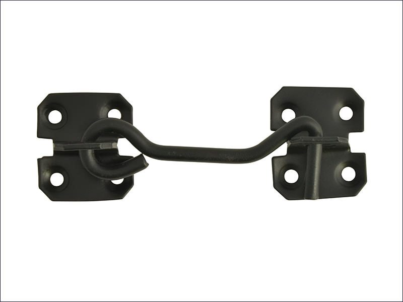 Cabin Hook - Black Powder Coated