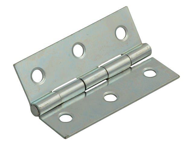 Butt Hinge Steel Zinc Plated