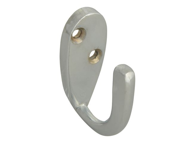 Hook Robe - Chrome Finish 40mm