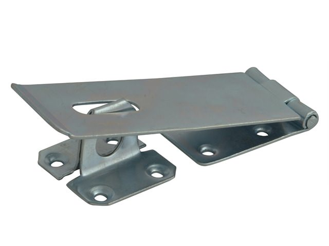 Hasp & Staple - Security Zinc Plated