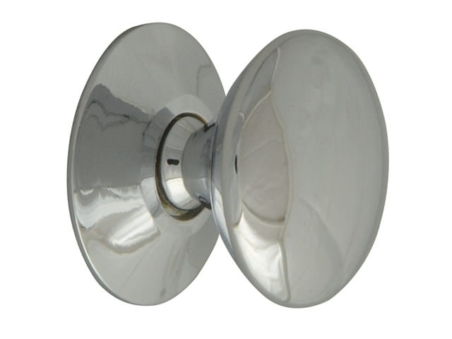 Cupboard Knobs - Chrome Finish