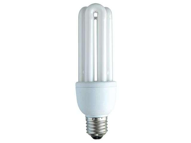 Low Energy Light Bulb 3u E27 13 Watt