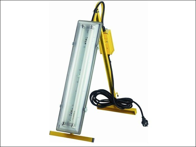 Plasterers Folding Light 2 x 18 Watt