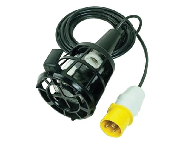 Plastic Inspection Lamp & 3m Cable