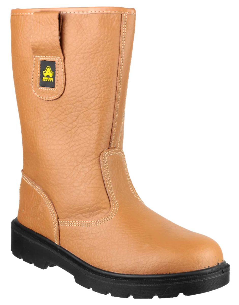 Amblers FS125 Unlined Rigger Safety Boot