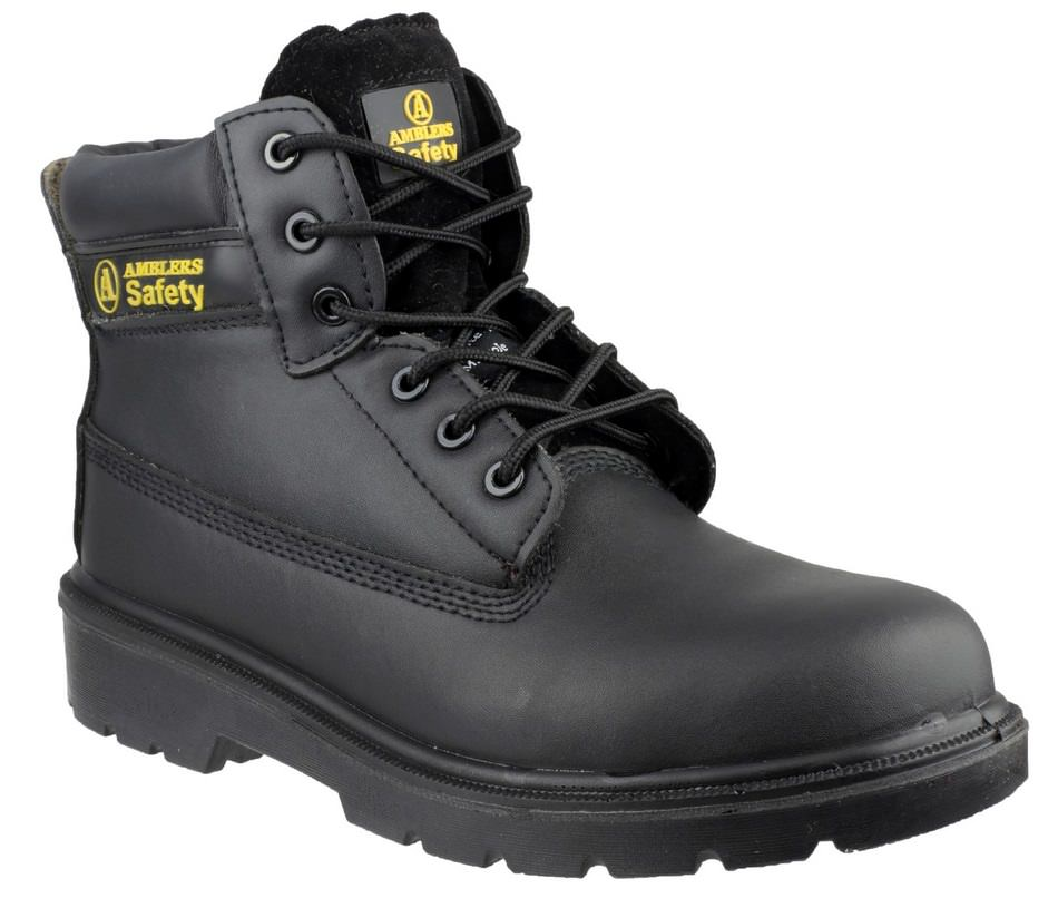 Amblers FS12c Pad Top Safety Boot