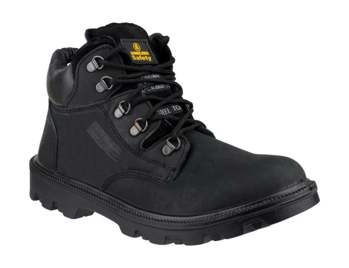 Amblers FS134 Pad Top Chukka Safety Boot