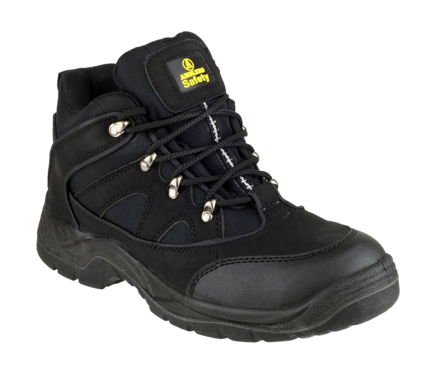 Amblers FS151 Lace Ankle Scuff Cap Safety Boot