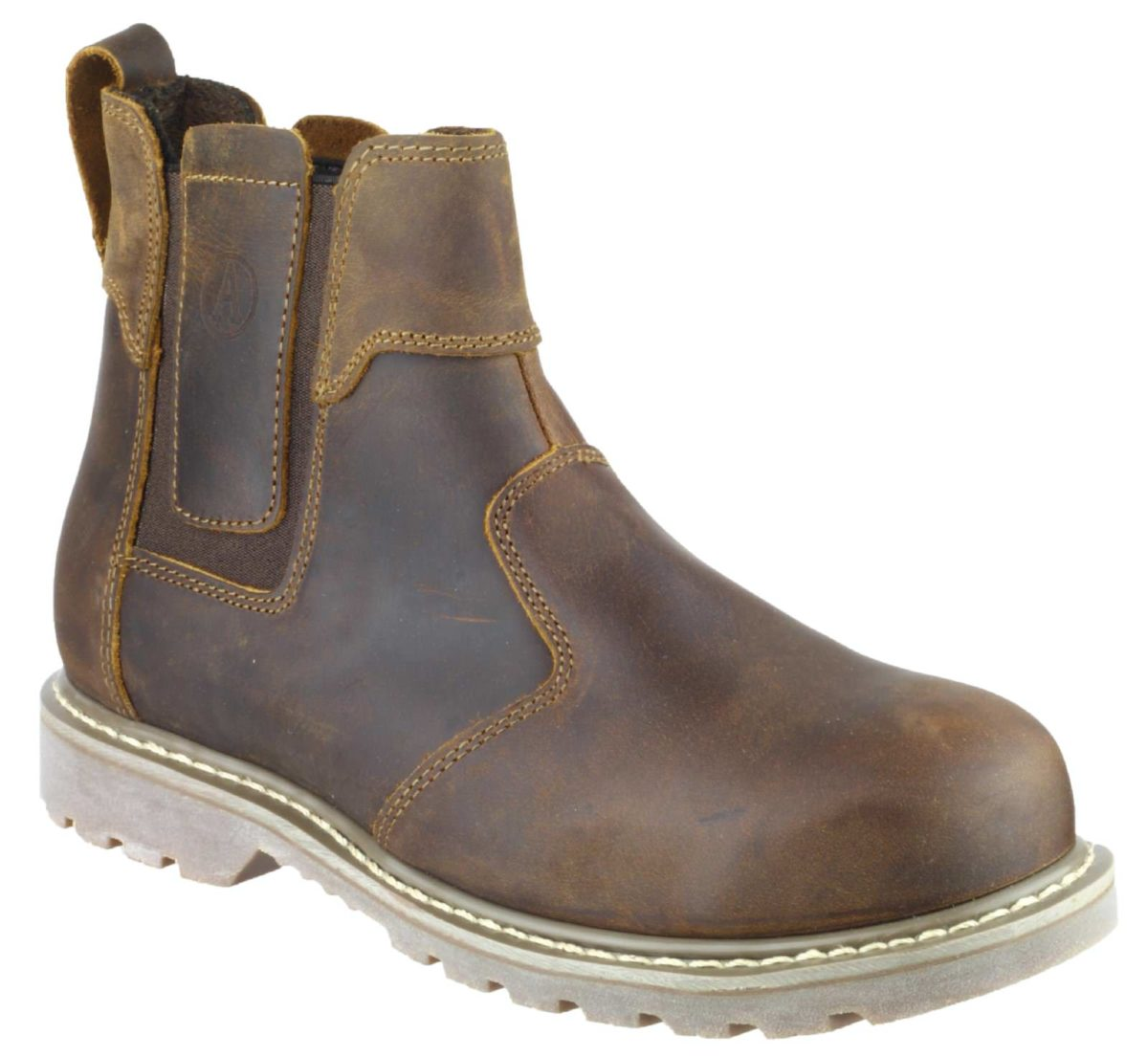 Amblers FS165 Leather Dealer Safety Boot