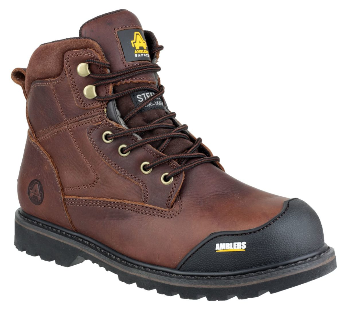 Amblers FS167 Laced Safety Boot
