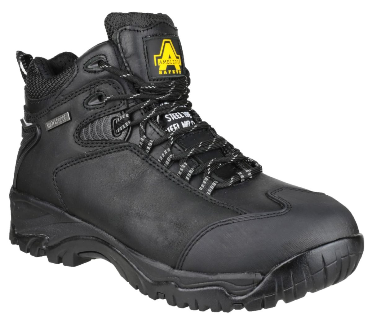 Amblers FS190n Waterproof Hiker Safety Boot