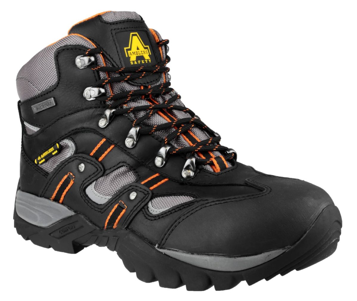 Amblers FS193 Waterproof Hiker Safety Boot