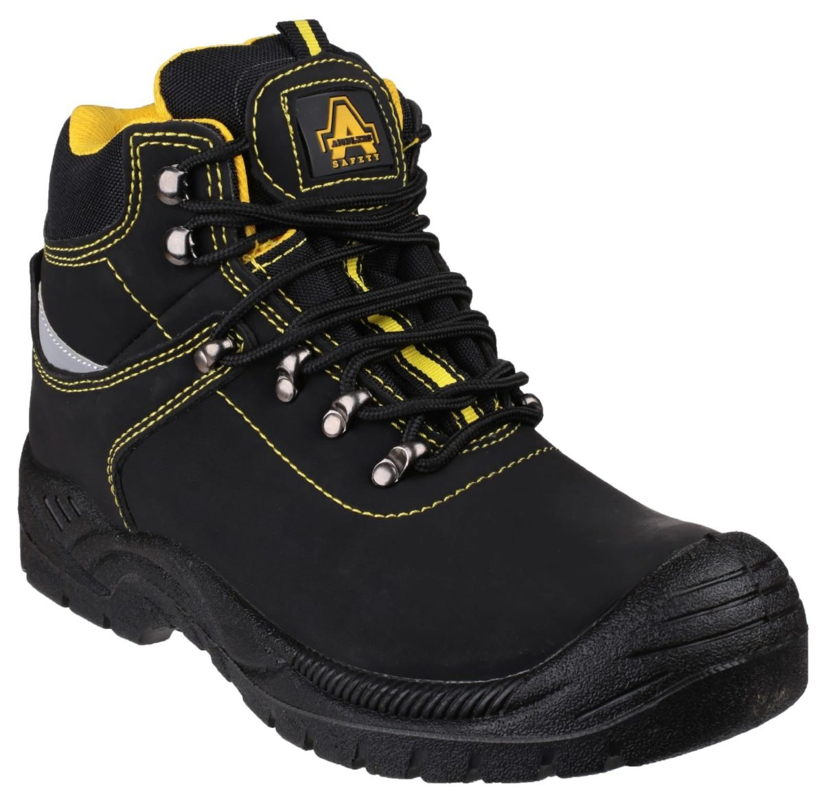 Amblers FS213 Pad Top Hiker Safety Boot