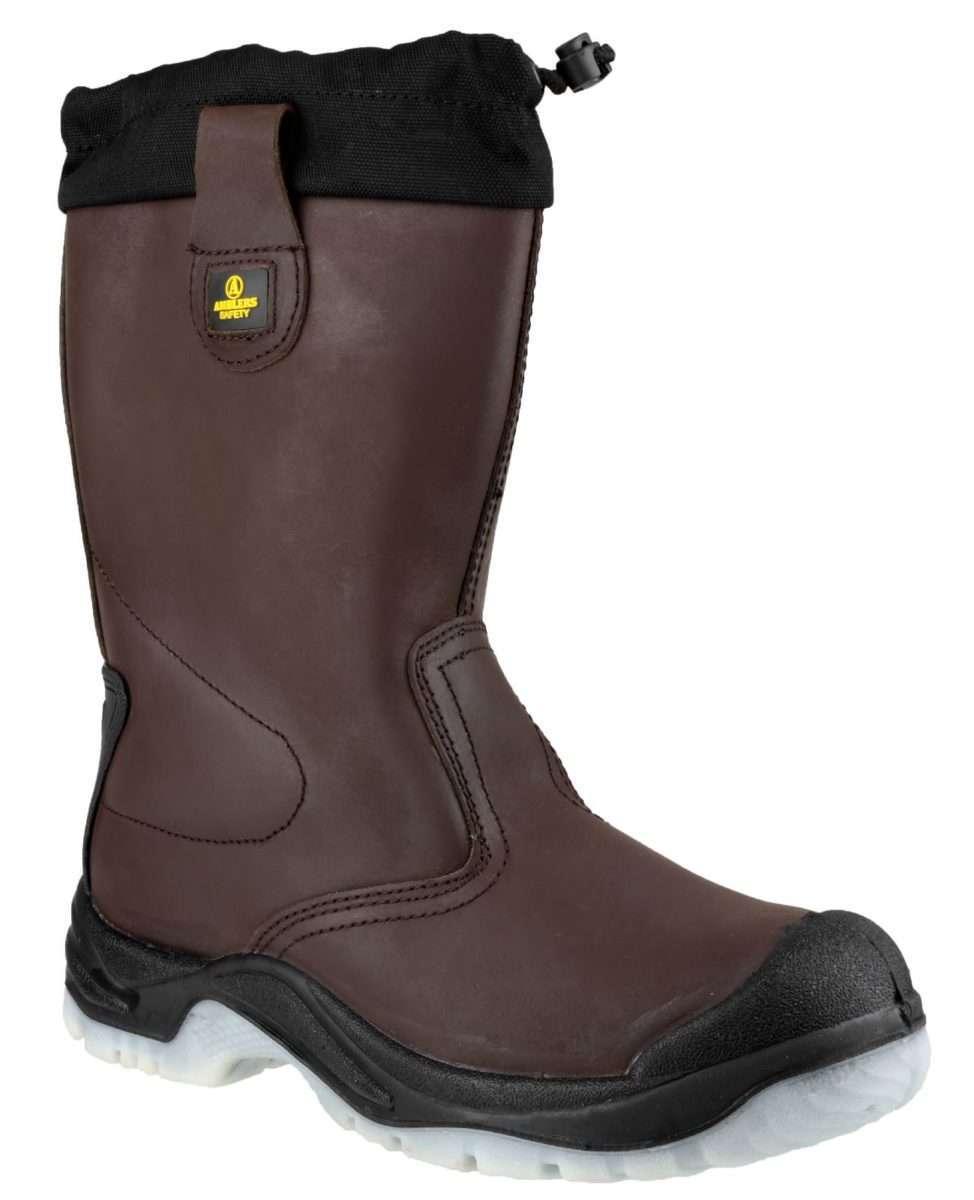Amblers FS219 Tie Top Waterproof Safety Rigger